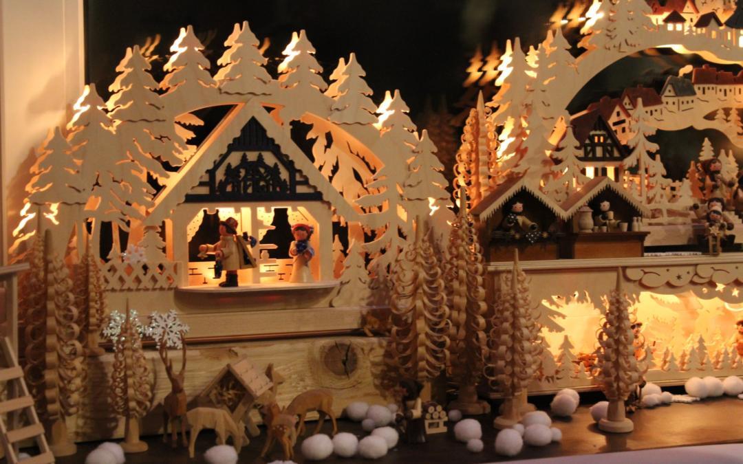 Weihnachtsklänge im Eltviller KiEZ – Ein Tag erfüllt mit ...